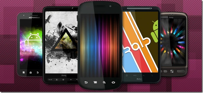 Customize Android Looks - 5 - Wallpapers