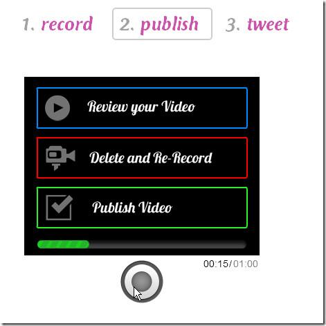 Frtr publish video