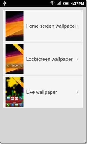 MIUI Wallpaper Android