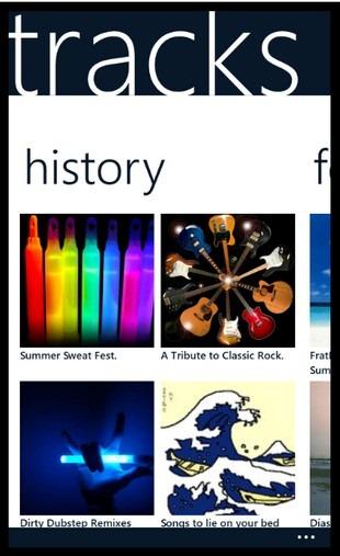 Mix History