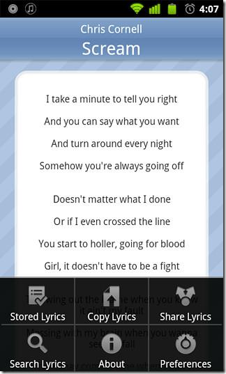 Song-Lyrics