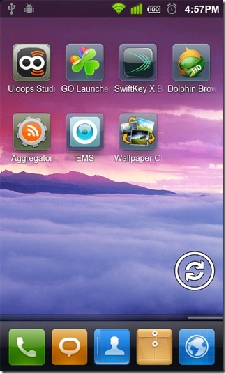 Wallpaper Changer for Android Widget