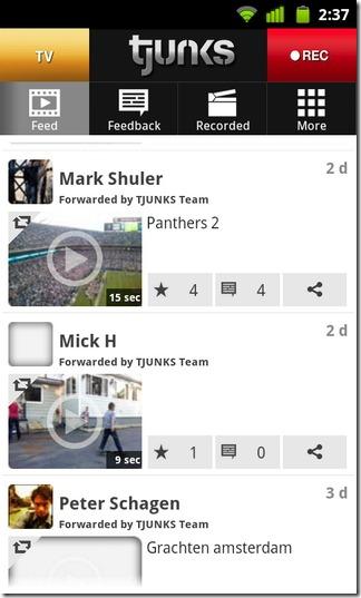 03-TJUNKS-Video-Camera-iOS-Android-Feed
