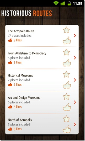 04-Historious-Android-Routes