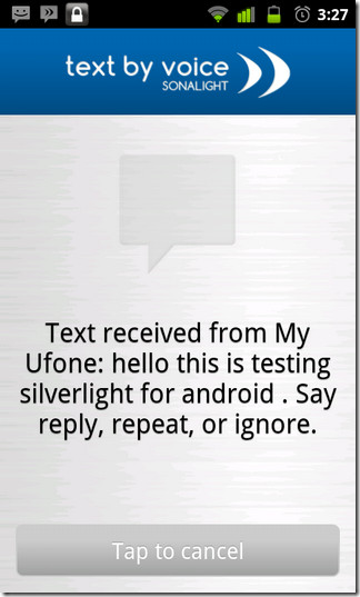 04-Sonalight-Text-by-Voice-Android-Received-Message
