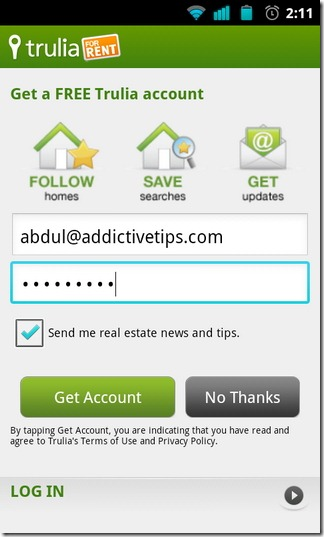 08-Trulia-For-Rent-Android-Signup
