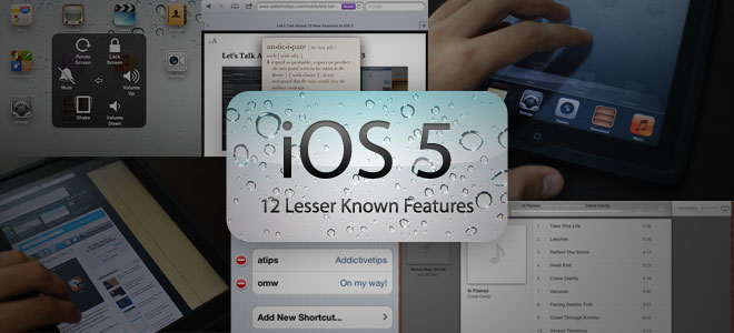 12-Lesser-Known-iOS-5-Features