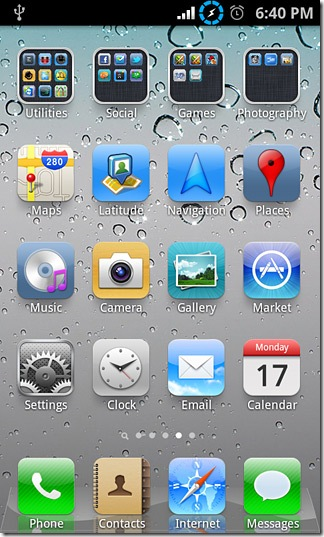 Espier-Launcher-iOS-Clone-For-Android