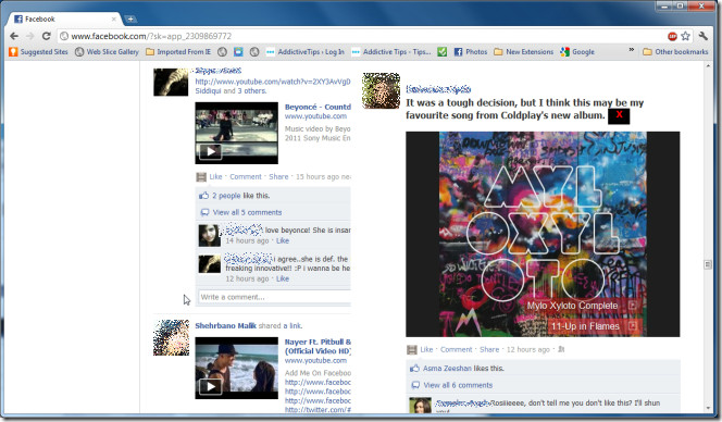 FB videos
