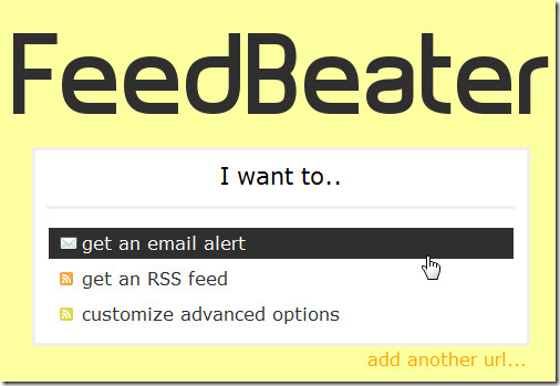 FeedBeateroptions