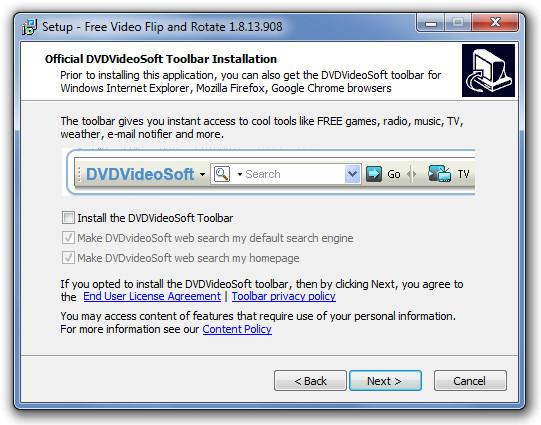 Setup - Free Video Flip and Rotate 1.8.13.908
