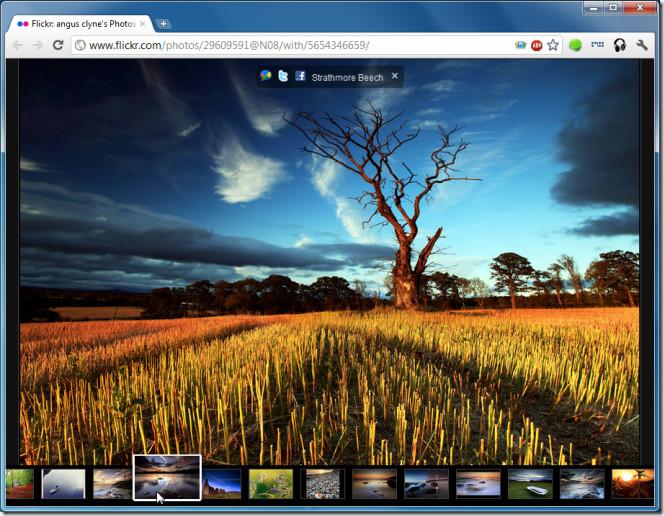 SlideshowFlickr