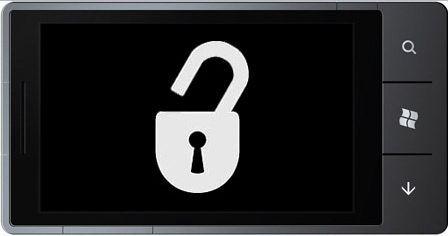 WP7 unlock