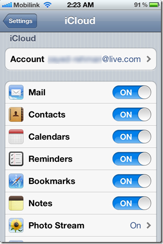 iCloud-iOS-5
