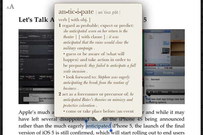 iPad-iOS-5-Built-In-Dictionary