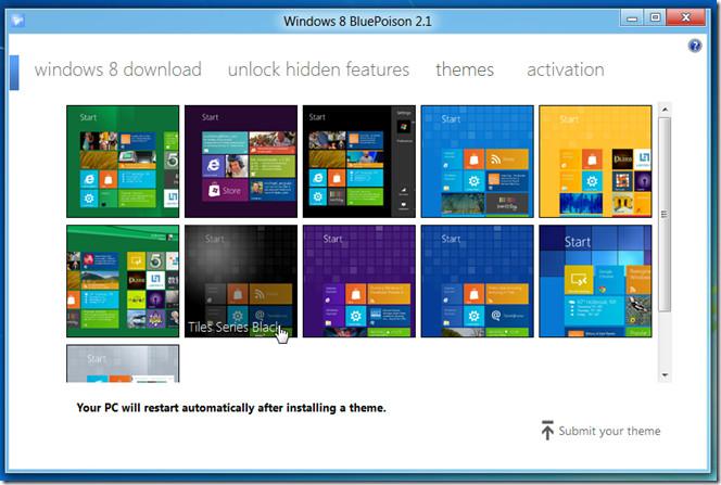 windows blueposion