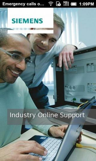 01-Siemens-Industry-Online-Support-Android-Splash