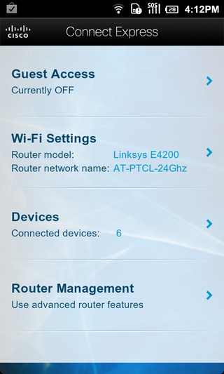 02-Cisco-Connect-Express-Android-Home