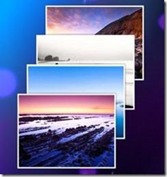 Android 4.0 ICS - 18 - Gallery Widget