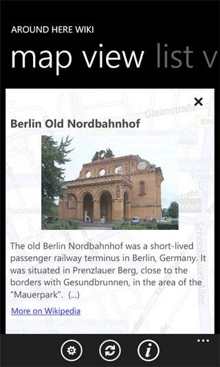 Around Here Wiki Article
