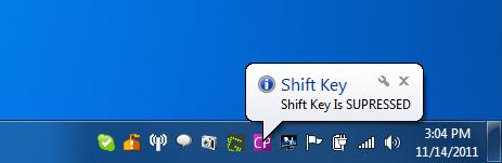 CapNotifier Shit Key