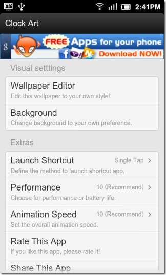 Clock_Art_Live_Wallpaper_Settings