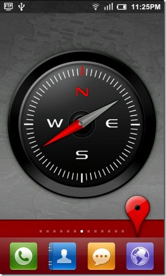 Compass_Live_Wallpaper