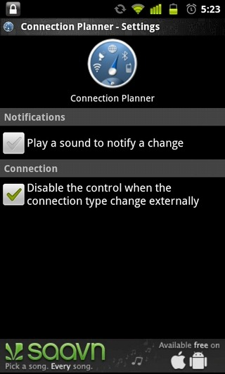 Connection-Planner-Android-Settings