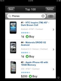 Decide.com for iOS Products