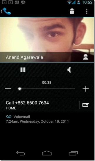 ICS Visual Voicemail Playback