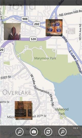 Image Map WP7