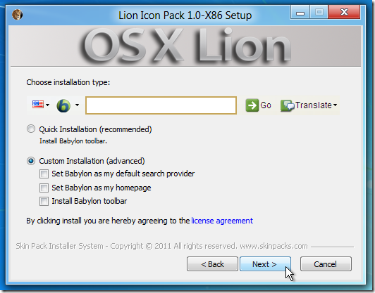 Lion Icon Pack 3