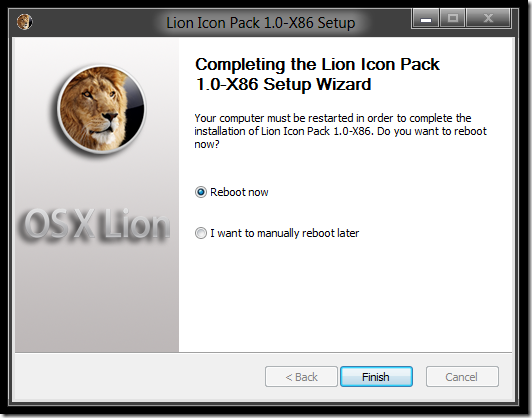 Lion Icon Pack 5