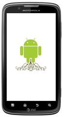 Motorola Atrix 2 root