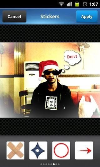 Photo-Effects-For-FriendCaster-Android-Sample