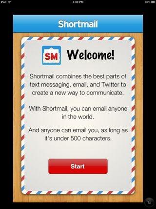 Shortmail for iOS