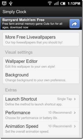 Simply_Clock_Live_Wallpaper_Options