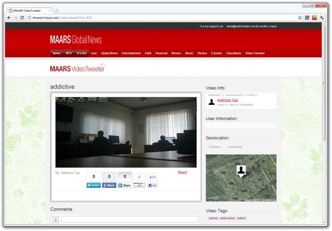 VtweetIT-Video-Live-Stream-Web