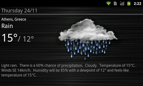 Weather-Services-Android-Landscape
