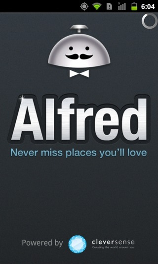 Alfred-Android-Splash
