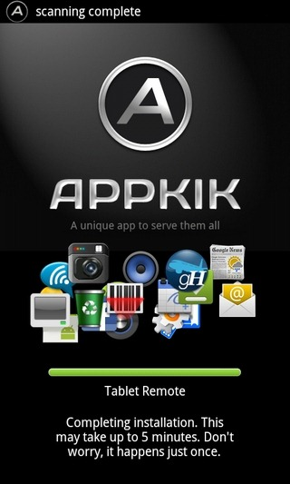 Appkik-Android-Scan