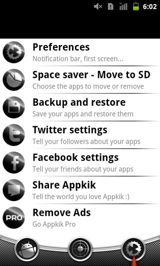 Appkik-Android-Settings
