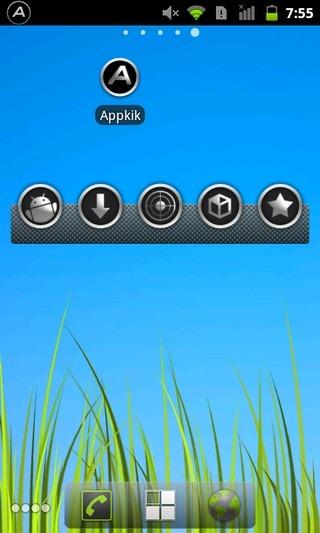 Appkik-Android-Widget