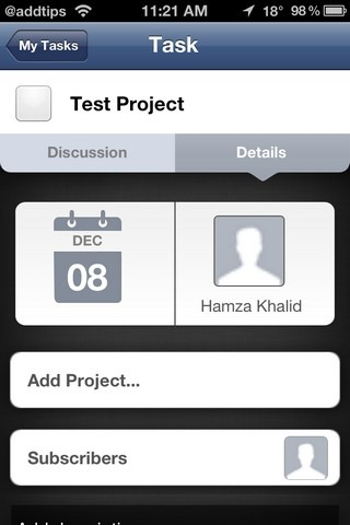 Do for iOS Project