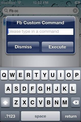 Fbspot Custom Command