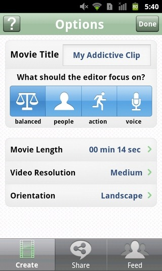 HighlightCam-Social-Android-iOS-Options