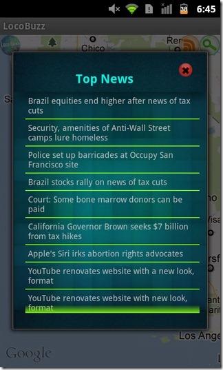LocoBuzz-Android-Headlines