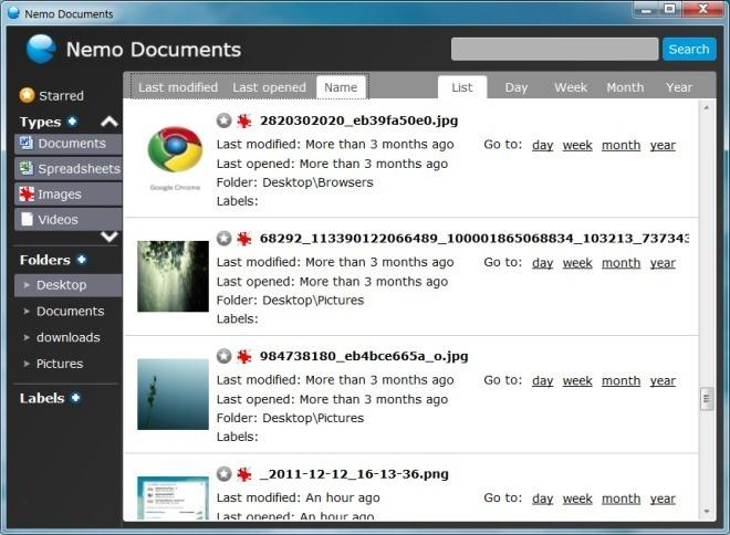 Nemo Documents
