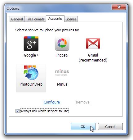 PhotoLikr Options (2)