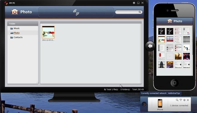 SimpleDrop Desktop